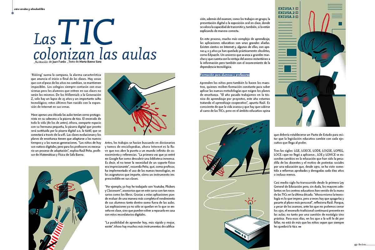 Artículo tecnología