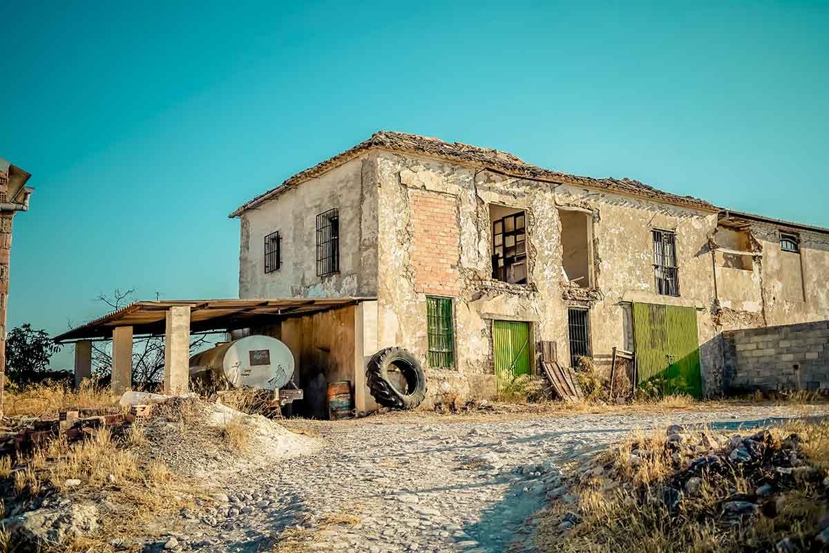 Hacienda Las Ibarras de Andrés Rivadeneyra