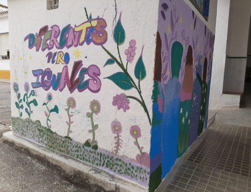 Un mural por la igualdad